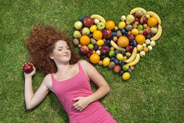 Ovoce prospívá i srdci