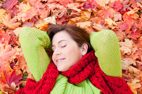 Jak si udržet zdraví v sychravém podzimu