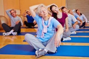 Body and mind - cvičení pro pohodu