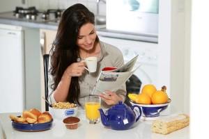 Kvalitní snídaně je základ dne