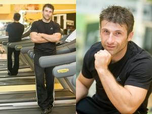 Osobní trenér David Holzer