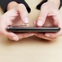 Hubnutí s mobilem