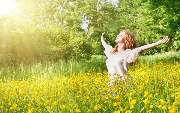 Co nám chybí na jaře: Jak bojovat s jarní únavou