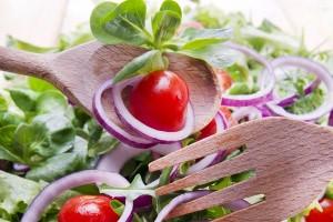 Zeleninový talíř pro zdraví