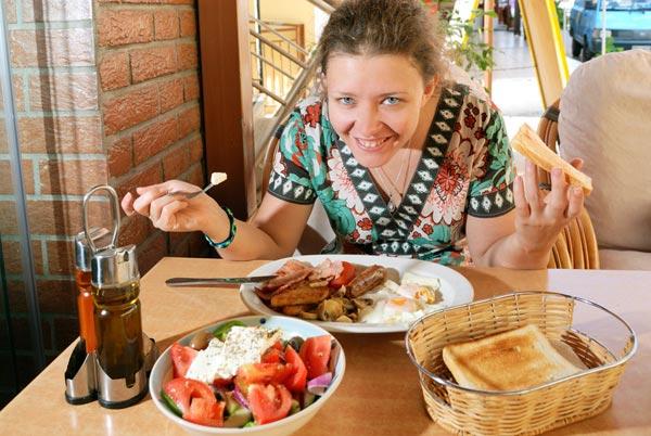 Za místní kuchyní – jižní země