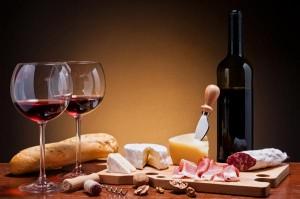 Víno jižní kuchyni prostě patří