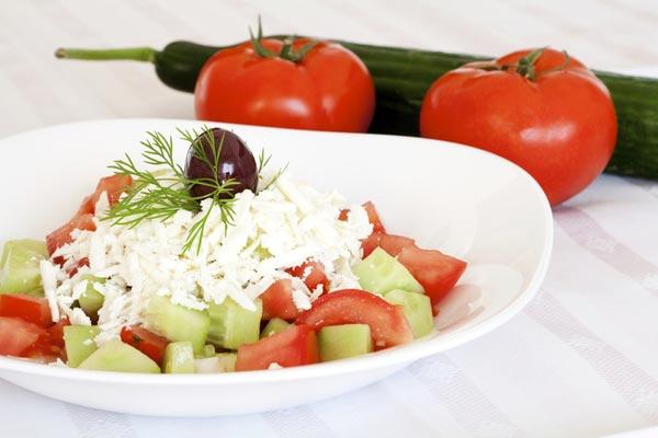 Zdravý talíř musí obsahovat zeleninu: Nejlepší recepty na hubnutí během léta