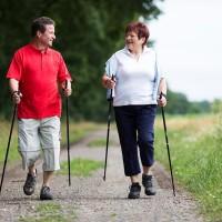 Nordic walking je vhodný takřka pro každého