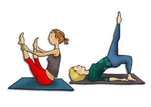 Cvičení je zásadní složkou hubnutí