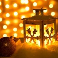 Kouzelná atmosféra Vánoc