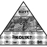 Pyramida z knihy Malými krůčky k velké změně