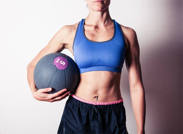 Radka Neubertová: Retro pomůcky na cvičení, které máte možná doma a můžete je využít