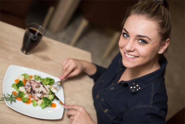 Jídlo, estetika a nádobí