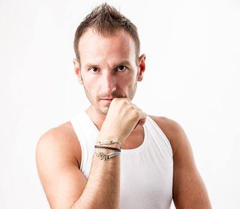 David Juřina: Každý by si měl najít svou vnitřní rovnováhu a cvičit a jíst především pro zdraví a pohodu
