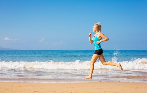 Jak prožít léto, jak má být: Praktické a bezbolestné rady na hubnutí a tipy na chutná a zdravá jídla
