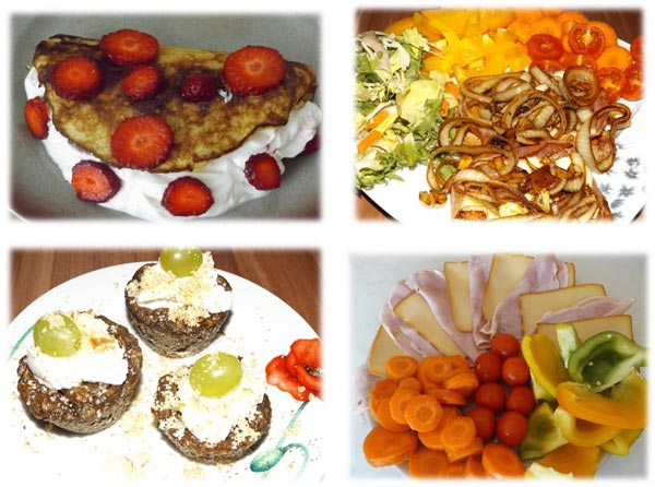 Nízkosacharidová dieta na vlastní tělo po vzoru Zuzky Light