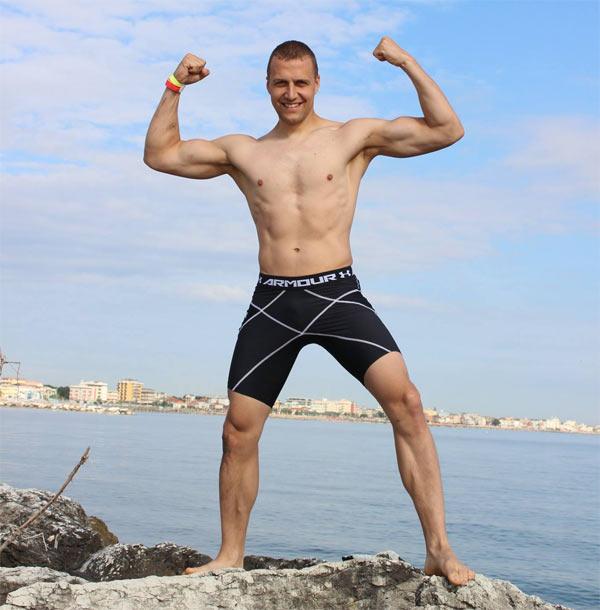 Martin Hrazdil – zdravé svačiny pro sportovce nejen během dovolené plus recepty na jednoduché zdravé tyčinky