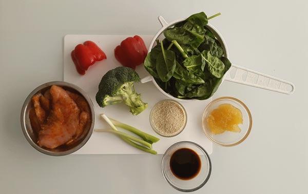 Zdravé a rychlé denní menu se zajímavostmi ze světa výživy od MUDr. Marie Skalské, odbornice na zdravý životní styl