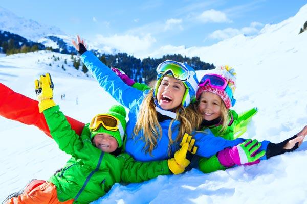 Jak jíst, pít a chovat se na horách, abychom si je ve zdraví užili. A naše děti také.