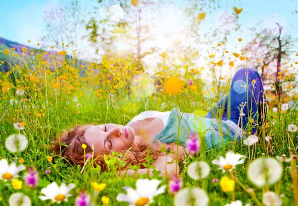 Jarní bylinky pro naše zdraví