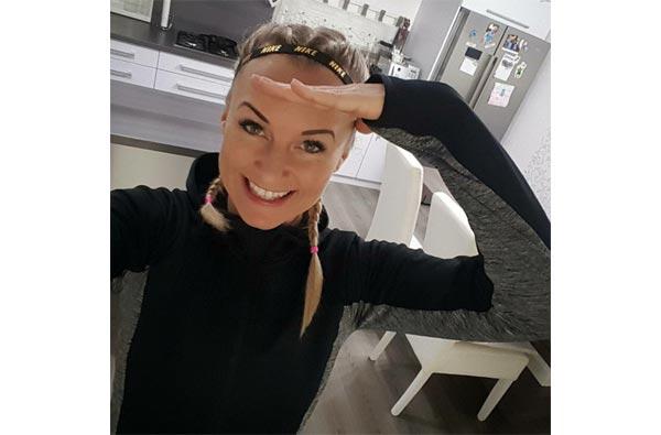 Jak se připravovala lektorka a výživová poradkyně Lucie Tvrdoňová na SPARTAN RACE a co ji nejvíce překvapilo