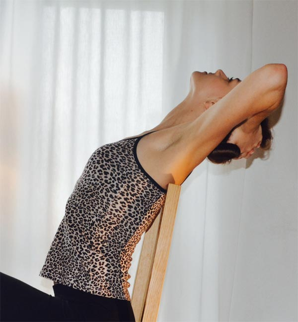 Karolína Racková: Office jóga aneb jak předcházet problémům ze sedavého zaměstnání