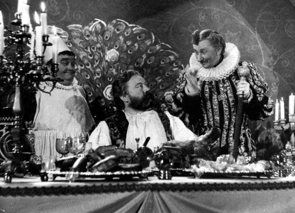 Byl jednou jeden král, nejznámější reklama na sůl... foto: Česká televize