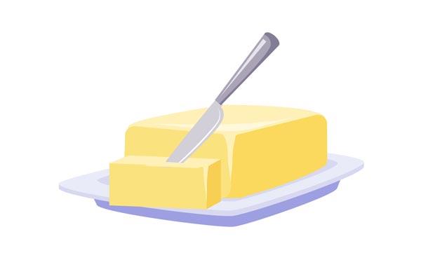 Máslo nad zlato