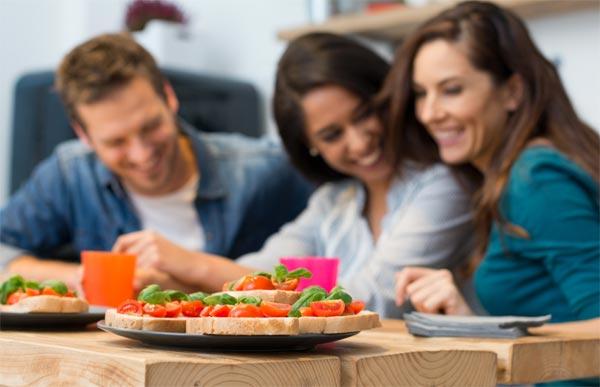 Jak si opticky zvětšit porce jídla a každé sousto si skutečně vychutnat