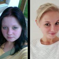 Lucie - před sedmi lety a nyní