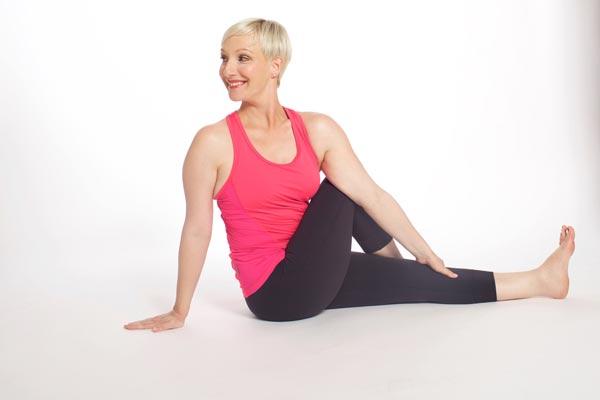 Speciálně pro ženy: Pavla Rožumberská o menopauze a prospěšnosti Hormonální jógové terapie