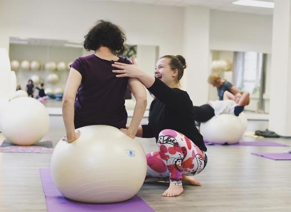 Jana Najbrtová: Cvičení pro seniory aneb Ve zdravém těle zdravý duch