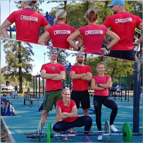 Eliška Růžičková: Proč CrossFit?