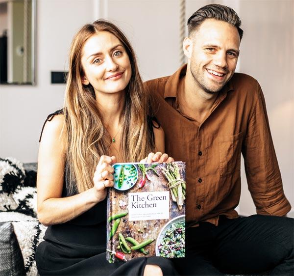 Jídlo spojuje, říkají v exkluzivním rozhovoru pro Kaloricketabulky.cz populární foodblogeři z Green Kitchen Stories