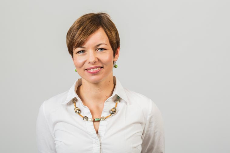 MUDr. Marie Skalská, autorka článku