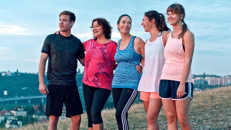 Rozběhněte se s filmem Ženy v běhu aneb jaký mají vztah k běhání Zlata Adamovská, Tereza Kostková, Jenovéfa Boková a Vladimír Polívka?
