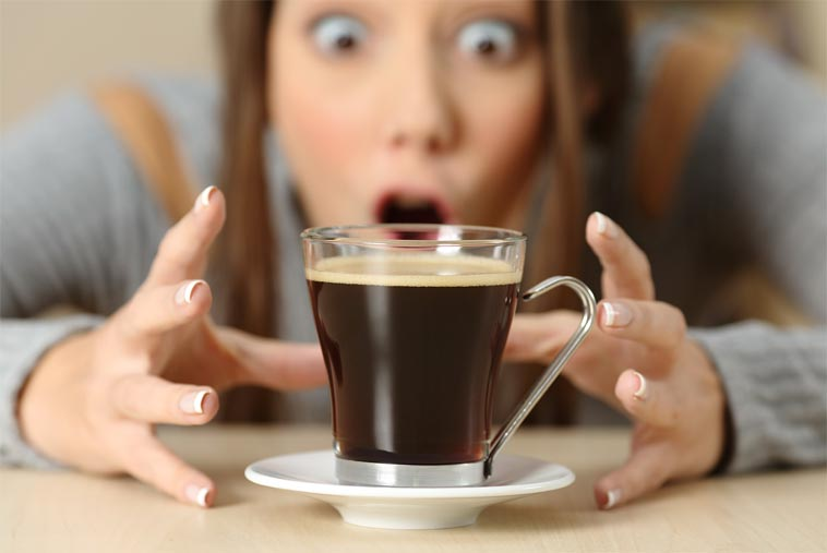 Kávoviny místo kávy – pít, či nepít?