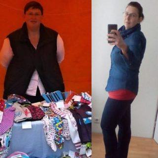 S každou změnou začínám na jaře, protože se sluníčkem to jde lépe, říká osmatřicetiletá Jana, jež s aplikací Kalorické tabulky zhubla 40 kg!
