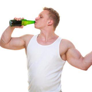Alkohol a sportovní výkonnost plus rady jak pít, když už chcete pít, aby tělo tolik netrpělo
