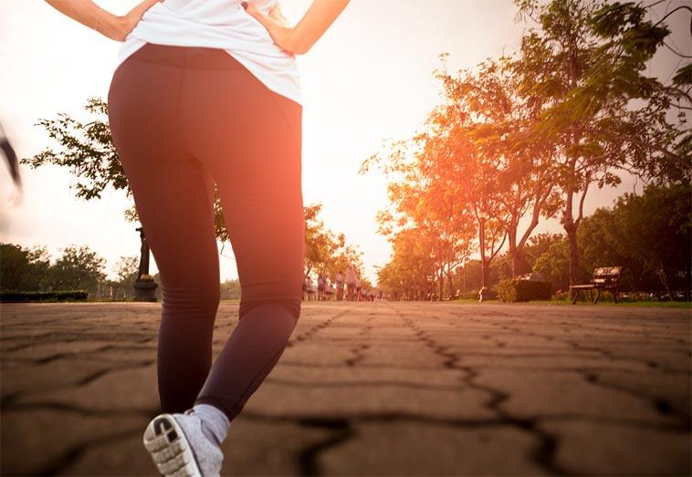 Začínejte klidně na deseti minutách pohybové aktivity a pozvolna navyšujte.