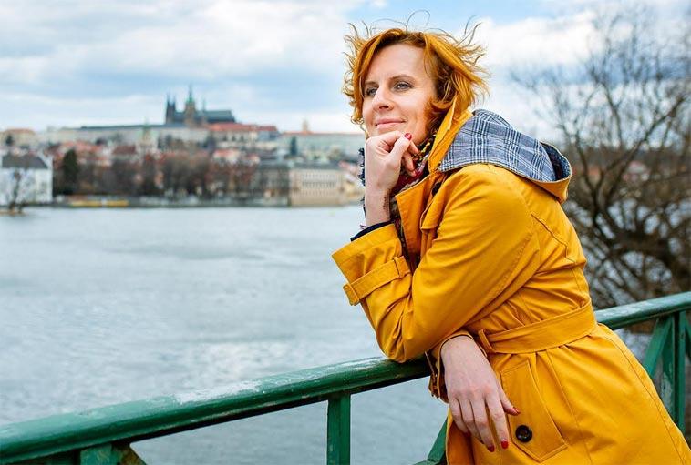 Olga Bušková: V harmonickém domově se vaří zdravě a s radostí