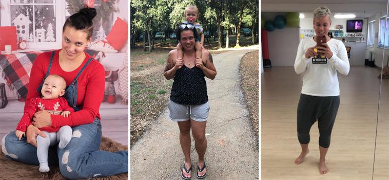 Mateřství: Očekávání vs. realita očima trenérky Lucie Habalové