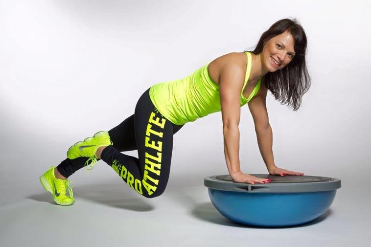 Co si o cvičení podle videí na youtube myslí instruktorka Soňa Blažková?