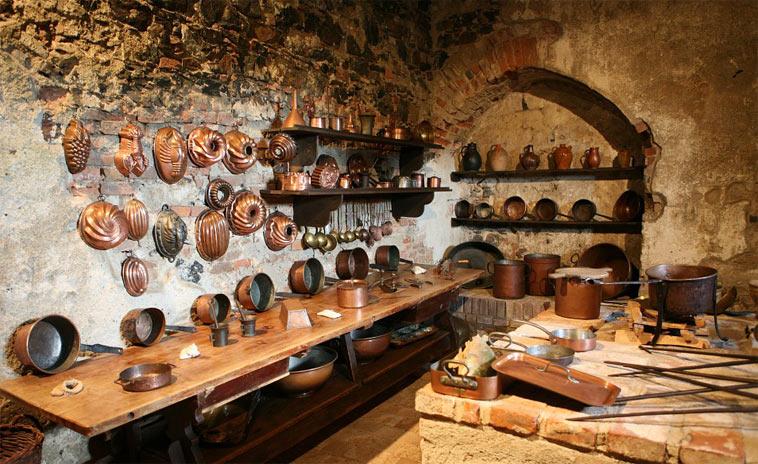 Po hradech a zámcích nejen za kuchyněmi - Švihov