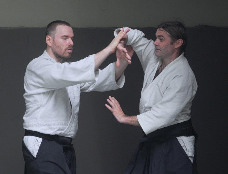 Filip Krejčí: Aikido - cesta harmonie