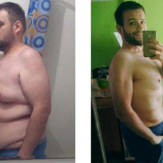 Co nejvíce brání v hubnutí lidem s vysokým stupněm obezity? Přečtěte si příběh muže, jenž se zbavil sedmdesáti kilogramů!