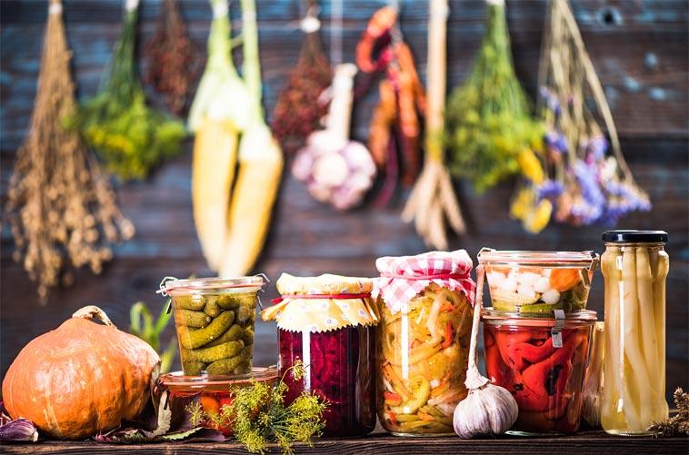 Jak připravit kvašenou zeleninu