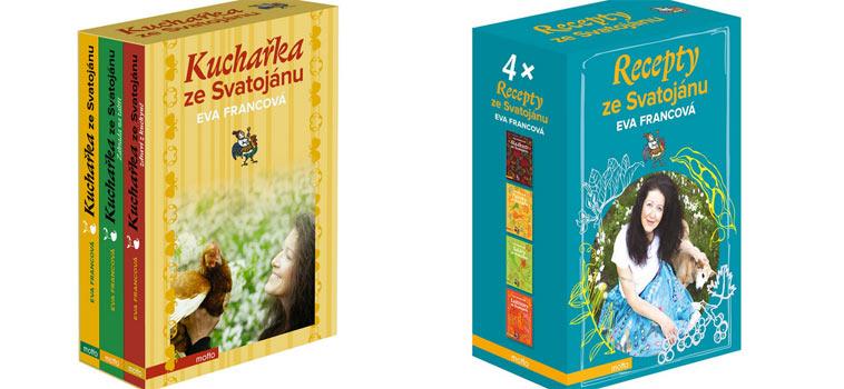 recepty od populární Kuchařky ze Svatojánu