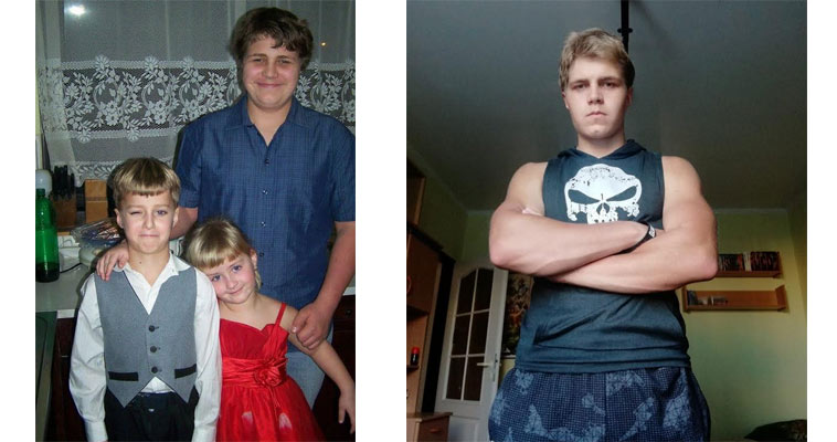 Renáta Šťastná: Syn sundal za 15 měsíců vlastní pílí a změnou stravování 26 kilo, jsem na něho pyšná!