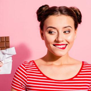 Příběh Čokoládové Marie: Není třeba se vzdát svých libůstek, stačí se je naučit ovládat a řádně si je užít bez výčitek